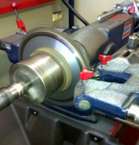 Lathe Machine Discs
