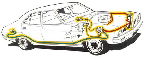 PBR Trailer Brake