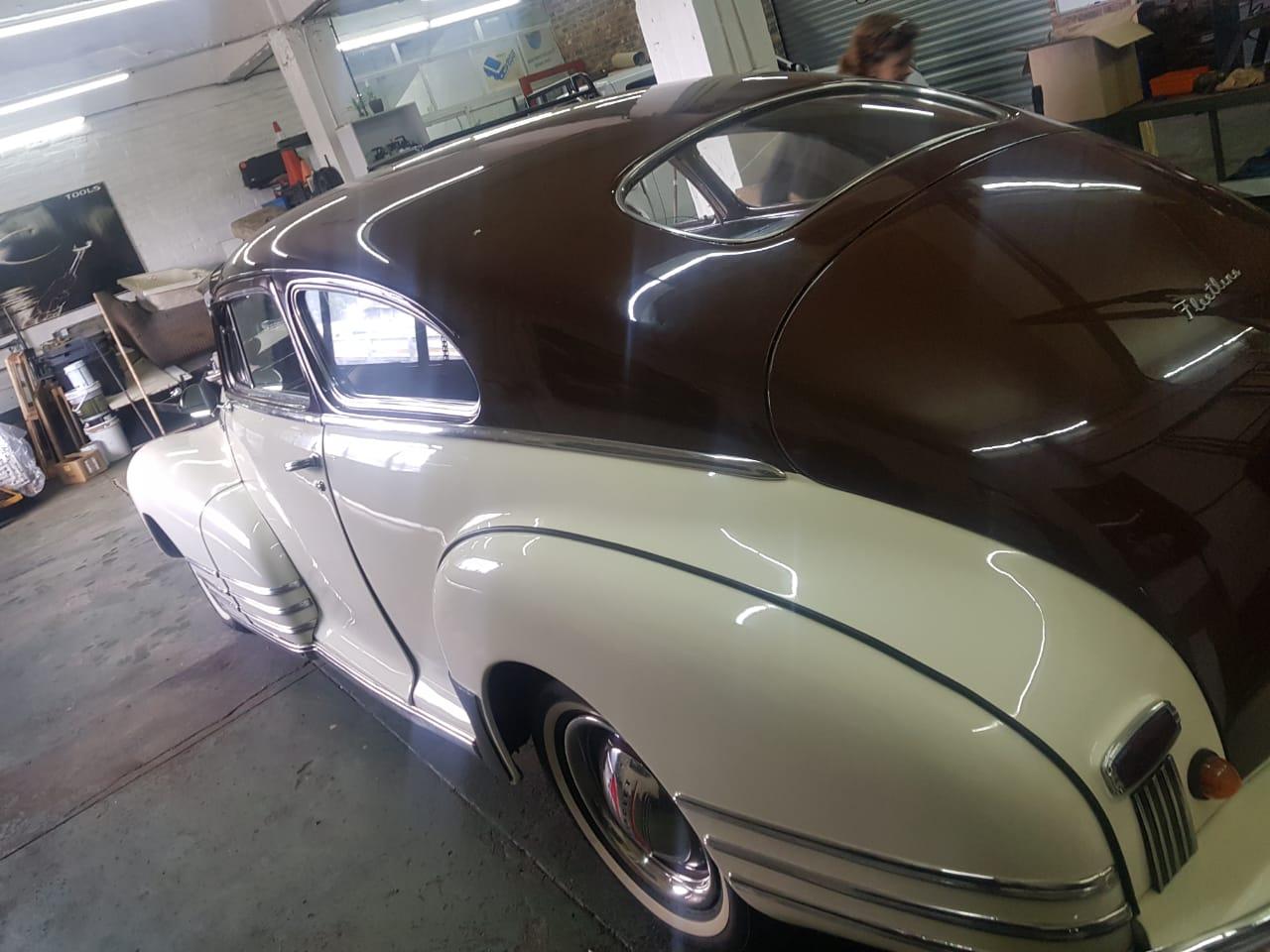 1948 Chev Fleetline